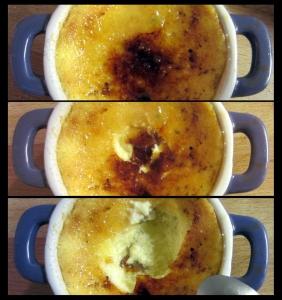 Crème brulée